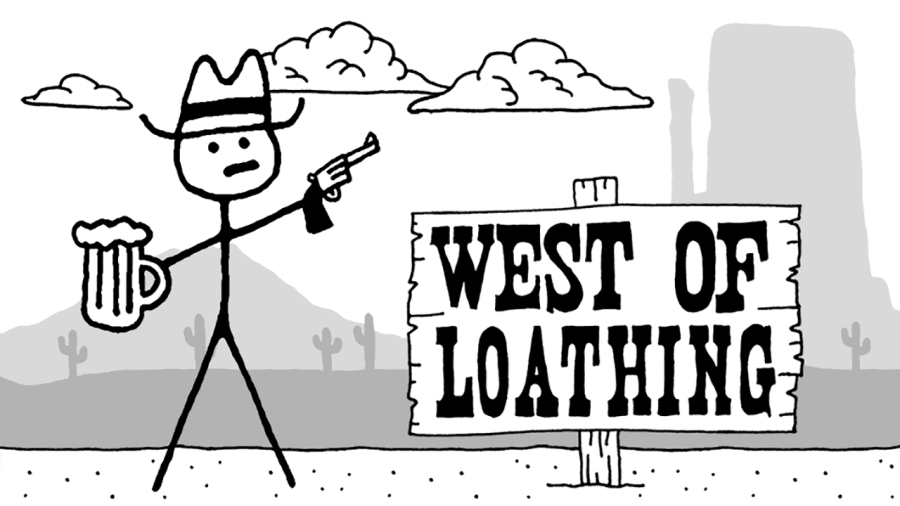 Nintendo Switch West of Loathing Featured