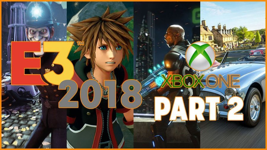 E3 2018 Microsoft Xbox Conference Featured Final Part 2