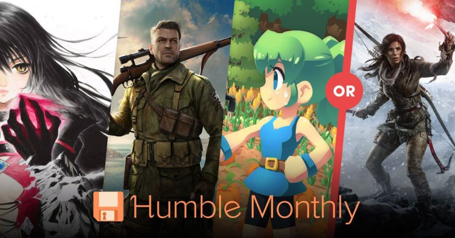 September 2018 Early Unlocks Humble Monthly