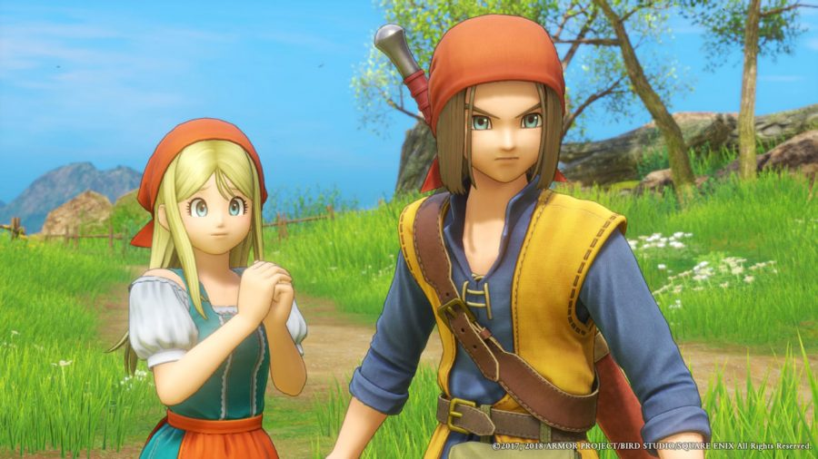 DRAGON QUEST XI ECHOES OF AN ELUSIVE AGE Screenshot 07