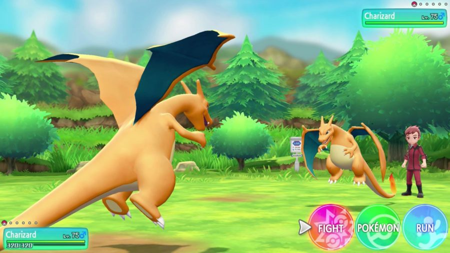 POKEMON LETS GO PIKACHU AND POKEMON LETS GO EEVEE MASTER TRAINER 07