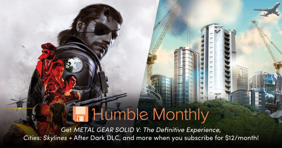 Humble Bundle Monthly December 2018 Early Unlocks Featured