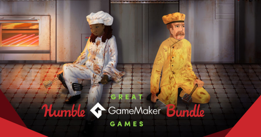 Humble Great GameMaker Games Bundle Featured
