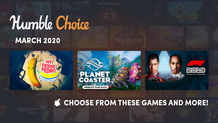 Humble Choice March 2020 Featured