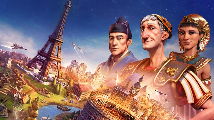 Civilization VI Epic Games Store Featured